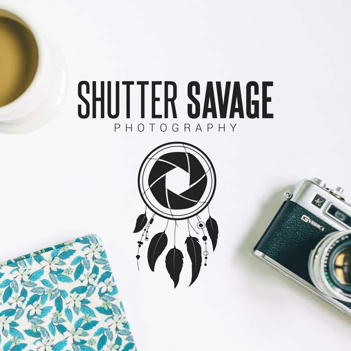 Shutter Savage Photography Logo