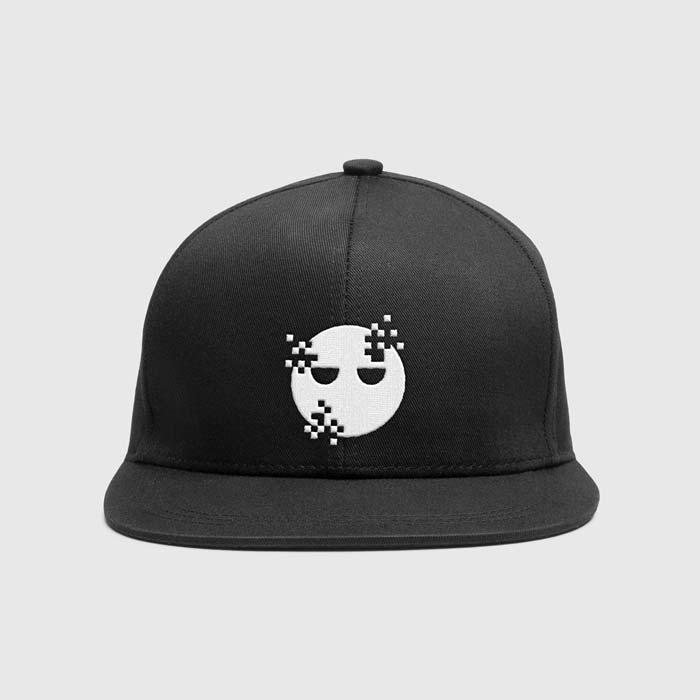 DJ Deletion Hat Design