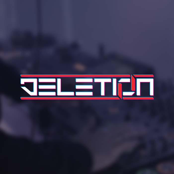 DJ Deletion Logo
