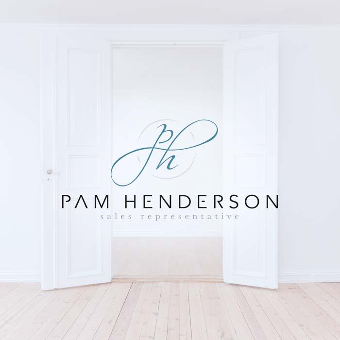 Pam Henderson – REALTOR® Logo