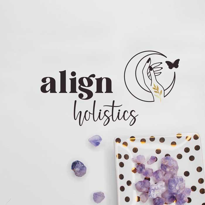 Align Holistics Logo