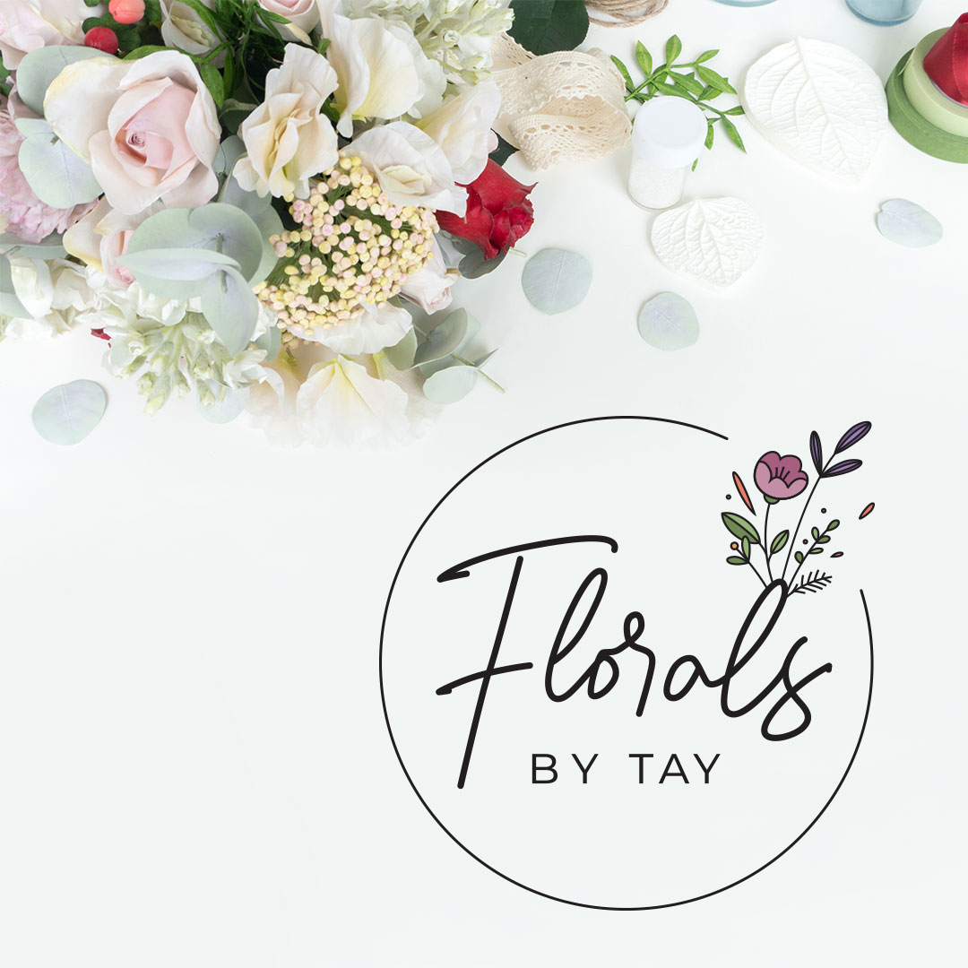 Florals by Tay Logo