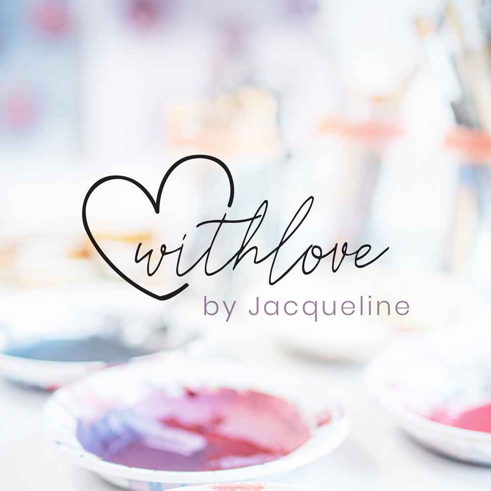 With Love by Jacqueline Logo