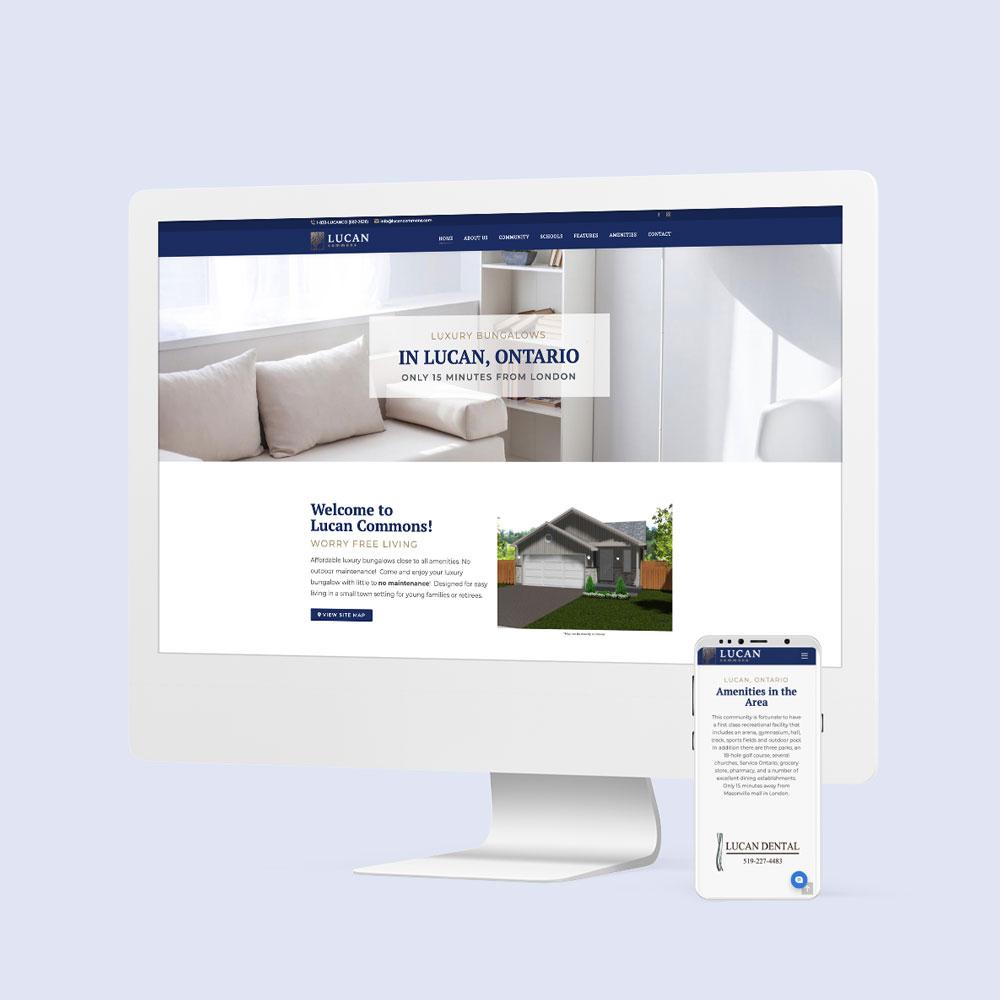 Lucan Commons Website